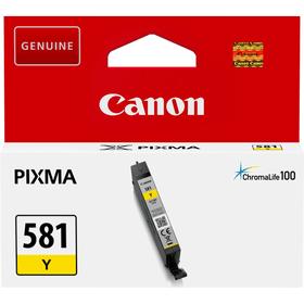 CLI-581 jaune Cartouche d'encre Canon 798551900000 Photo no. 1
