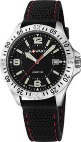 Aqua Steel WBX.44220.RB Armbanduhr M+Watch 760829700000 Bild Nr. 1
