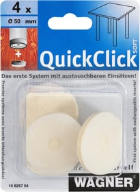 QuickClick-Gleiter soft Wagner System 605866700000 Bild Nr. 1