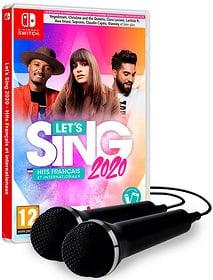 NSW - Let's Sing 2020 Hits français et internationaux + 2 Mics F Box 785300146831 Photo no. 1