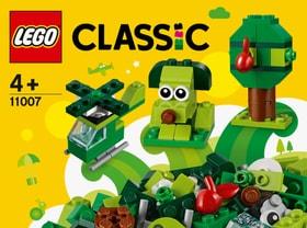Classic 11007 Grünes Kreativ-Set LEGO® 748732800000 Bild Nr. 1