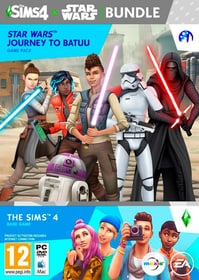PC - The Sims 4 - Star Wars: Journey to Batuu Bundle Box 785300155788 Bild Nr. 1
