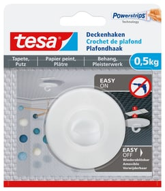 Deckenhaken für Tapete und Putz Tesa 675092200000 Bild Nr. 1