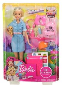 FWV25 Travel Poupée Ensemble de poupée Barbie 746567800000 Photo no. 1