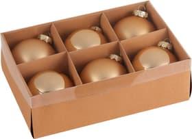 CHRISTMAS Set Boule de sapin de Noël 6 pcs. 445007100000 Photo no. 1