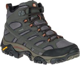 Moab 2 GTX Mid Chaussures de randonnée pour femme 473350736080 Taille 36 Couleur gris Photo no. 1