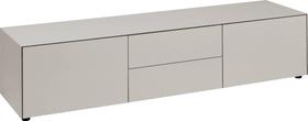 LUX Mobile TV 400820200088 Dimensioni L: 180.0 cm x P: 46.0 cm x A: 38.4 cm Colore Talpa N. figura 1