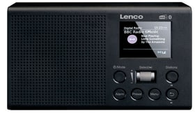 PDR-031 DAB+ Radio Lenco 785300151919 Bild Nr. 1