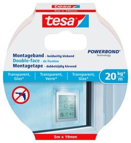 Montageband transparent für Glas Tesa 675227700000 Bild Nr. 1