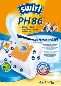 PH86 Neutralizair Staubbeutel Swirl 717168000000 Bild Nr. 1