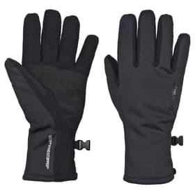 Damen-Softshellhandschuhe Ziener 496473108520 Farbe schwarz Grösse 8.5 Bild-Nr. 1