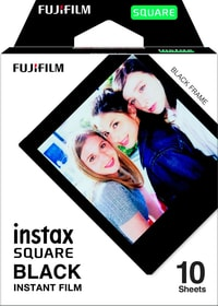 Instax Square 1x10 Black Frame Instax Square FUJIFILM 785300150181 Photo no. 1