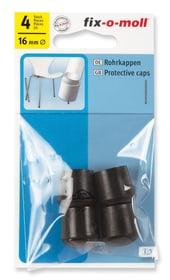Rohrkappe Ø 16 mm 4 x Rohrkappen Fix-O-Moll 607085400000 Bild Nr. 1