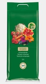 Terriccio universale, 15 l Migros-Bio Garden 658108300000 N. figura 1