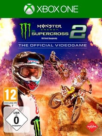 Xbox One - Monster Energy Supercross - The Official Videogame 2 Box 785300140762 Bild Nr. 1