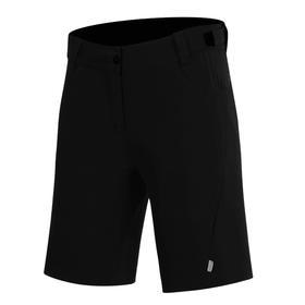P-Valley Bike-Shorts MTB Protective 463907504420 Grösse 44 Farbe schwarz Bild-Nr. 1
