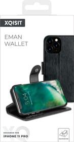 Wallet Case black Coque XQISIT 785300152160 Photo no. 1