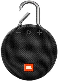 CLIP 3 - Noir Haut-parleur Bluetooth JBL 772830700000 Photo no. 1