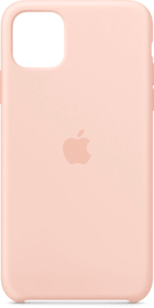 iPhone 11 Pro Max Silicone Case Pink Sand Coque Apple 785300146960 Photo no. 1