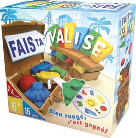 Fais Ta Valise (FR) Jeux de société 748960990100 Photo no. 1