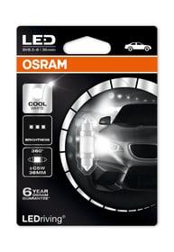 LED Retrofit C5W kaltweiss 6000K Autolampe Osram 620476700000 Bild Nr. 1