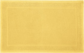 NAVE Tapis en tissu éponge 450854721551 Couleur Jaune Dimensions L: 50.0 cm x H: 80.0 cm Photo no. 1
