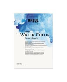 KREUL Paper Water Color 10 Blatt 200 g/m²  DIN A4 C.Kreul 667180900000 Bild Nr. 1