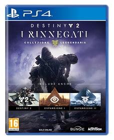 PS4 - Destiny 2 - I Rinnegati Collezione Leggendaria (I) Box 785300138125 Lingua Italiano Piattaforma Sony PlayStation 4 N. figura 1