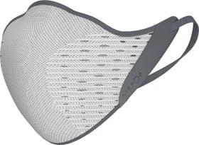 Active Mask - grey/white Mascherine igieniche AirPop 785300157423 N. figura 1