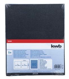 Schleifbogen Blauköper K 80, 5 Stk. kwb 610552500000 Bild Nr. 1