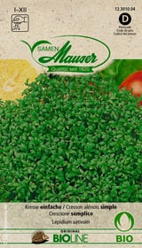 Kresse einfache Gemüsesamen Samen Mauser 650159700000 Bild Nr. 1