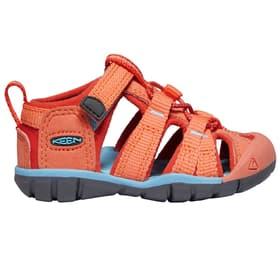 Seacamp II CNX Sandales pour enfant Keen 465627419057 Taille 19 Couleur corail Photo no. 1