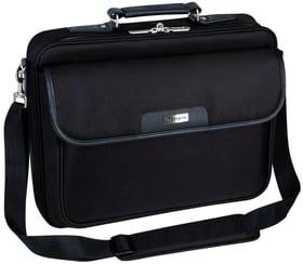 """Notepac Clamshell Case 15,6"""" Notebooktasche - Schwarz"""