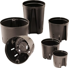 Accessori per vasi Vaso di coltura 657601700000 Colore Marrone Taglio ø: 22.0 cm x A: 19.0 cm N. figura 1