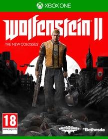Xbox One - Wolfenstein II: The New Colossus Box 785300129116 Bild Nr. 1
