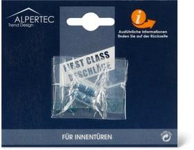 Spinotti filettati M6x9 mm Türbeschlag Zubehör Alpertec 614077400000 N. figura 1