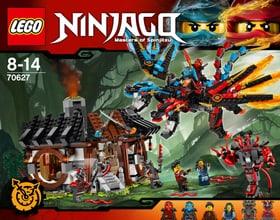 Ninjago Drachenschmiede 70627 LEGO® 74885880000017 Bild Nr. 1