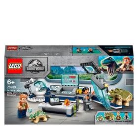 Jurassic World™ 75939 Le labo de Dr Wu : l'évasion de bébés dinosaures LEGO® 747373100000 Photo no. 1