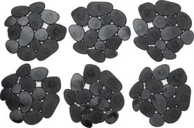 MINI STONE Tapis antidérapant 453152856182 Dimensions L: 12.0 cm x H: 12.5 cm Couleur Gris moyen Photo no. 1