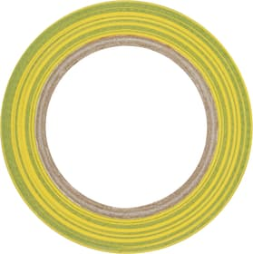15 x 0,13 mm, 10 m lunghezza Nastro isolante Cimco 612112400060 Colore Verde-Giallo N. figura 1