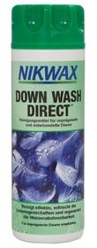Down Wash 300 ml Prodotto detergente speciale e di preparatione per l'impermeabilizzazione Nikwax 491281300000 N. figura 1