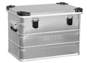 box en aluminium D76