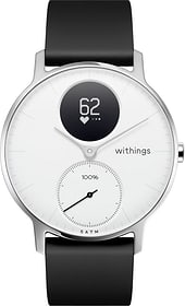 Steel HR 36mm Blanc Smartwatch Withings 785300129742 Photo no. 1
