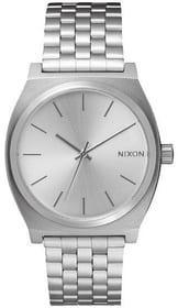 Time Teller All Silver 37 mm Montre bracelet Nixon 785300137032 Photo no. 1