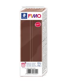 Fimo Soft grande, cioccolata Fimo 666899800000 N. figura 1