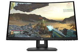 "X24c Curved Display 23,6"" Moniteur HP 785300154782 Photo no. 1"