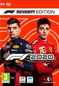 F1 2020 - Seventy Edition Box 785300152929 Lingua Italiano Piattaforma PC N. figura 1