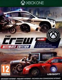 Xbox One - The Crew Ultimate Edition Box 785300122186 N. figura 1