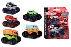 City Rockerz Spielfahrzeug Majorette 748674300000 Bild Nr. 1
