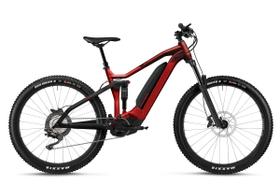 "Uproc4 4.10 27.5"" E-Mountainbike (Fully) FLYER 463384600430 Farbe rot Rahmengrösse M Bild Nr. 1"